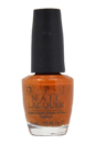 Nail Lacquer - # NL B80 Bronzed to Perfection by OPI for Women - 0.5 oz Nail Polish