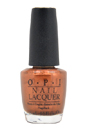 Nail Lacquer - # NL A45 Brisbane Bronze by OPI for Women - 0.5 oz Nail Polish