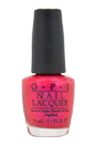 Nail Lacquer - # NL B31 Flashbulb Fuchsia by OPI for Women - 0.5 oz Nail Polish