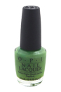 Nail Lacquer - # NL B69 Green-wich Village by OPI for Women - 0.5 oz Nail Polish