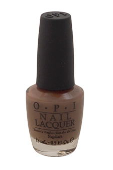 Nail Lacquer - # NL B85 Over the Taupe by OPI for Women - 0.5 oz Nail Polish