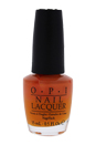 Nail Lacquer - # NL B88 In My Back Pocket by OPI for Women - 0.5 oz Nail Polish