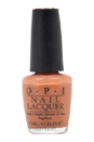 Nail Lacquer - # NL C89 Chocolate Moose by OPI for Women - 0.5 oz Nail Polish