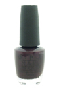 Nail Lacquer - # NL D01 Lincoln Park at Midnight by OPI for Women - 0.5 oz Nail Polish
