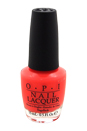 Nail Lacquer - # NL E73 Suzi's Hungary Again by OPI for Women - 0.5 oz Nail Polish