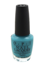Nail Lacquer - # NL E75 Can't Find My Czechbook by OPI for Women - 0.5 oz Nail Polish