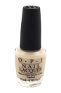 Nail Lacquer - # NL E82 My Vampire is Buff by OPI for Women - 0.5 oz Nail Polish