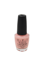 Nail Lacquer - # NL F27 In the Spot-Light Pink by OPI for Women - 0.5 oz Nail Polish