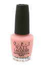 Nail Lacquer - # NL H38 I Think in Pink by OPI for Women - 0.5 oz Nail Polish