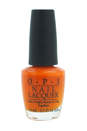 Nail Lacquer - # NL H53 A Roll in the Hague by OPI for Women - 0.5 oz Nail Polish