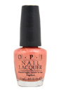 Nail Lacquer - # NL M27 Cozu-melted in the Sun by OPI for Women - 0.5 oz Nail Polish