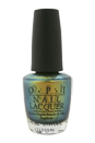 Nail Lacquer - # NL M36 Just Spotted the Lizard by OPI for Women - 0.5 oz Nail Polish