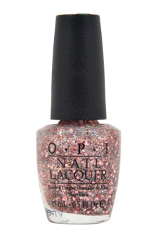 Nail Lacquer - # NL M43 Pink Yet Lavender (Mariah Carey Collection) by OPI for Women - 0.5 oz Nail Polish $ 6.99