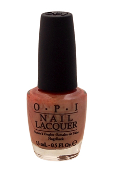Nail Lacquer - # NL P02 Nomad's Dream by OPI for Women - 0.5 oz Nail Polish