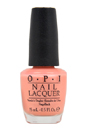 Nail Lacquer - # NL S48 Tutti-Frutti Tonga by OPI for Women - 0.5 oz Nail Polish