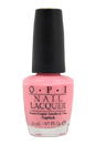 Nail Lacquer - # NL S95 Pink-ing of You by OPI for Women - 0.5 oz Nail Polish