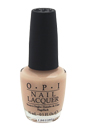 Nail Lacquer - # NL T50 Barre My Soul by OPI for Women - 0.5 oz Nail Polish