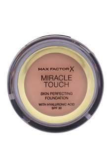 Miracle Touch Liquid Illusion Foundation - # 70 Natural by Max Factor for Women - 11.5 g Foundation
