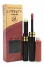 Lipfinity - # 102 Glistening by Max Factor for Women - 4.2 g Lip Stick