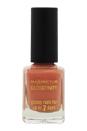 Glossfinity Nail Polish - # 125 Marsh Mallow by Max Factor for Women - 11 ml Nail Polish