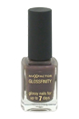 Glossfinity Nail Polish - # 145 Noisette by Max Factor for Women - 11 ml Nail Polish