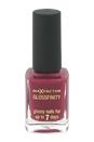 Glossfinity Nail Polish - # 160 Rasperry Blush by Max Factor for Women - 11 ml Nail Polish