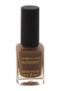 Glossfinity Nail Polish - # 165 Hot Coco by Max Factor for Women - 11 ml Nail Polish
