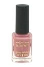 Glossfinity Nail Polish - # 45 Petal Rose by Max Factor for Women - 11 ml Nail Polish