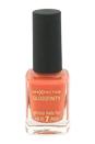 Glossfinity Nail Polish - # 70 Cute Coral by Max Factor for Women - 11 ml Nail Polish