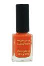Glossfinity Nail Polish - # 75 Flushed Rose by Max Factor for Women - 11 ml Nail Polish