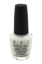 Nail Lacquer - NT T20 Acrylic Nail Base Coat by OPI for Women - 0.5 oz Nail Polish
