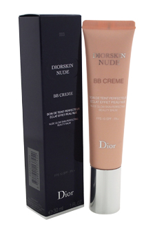 Christian Dior Diorskin Nude BB Creme Nude Glow Skin Perfecting Beauty Balm SPF 10 - # 003 women 1oz