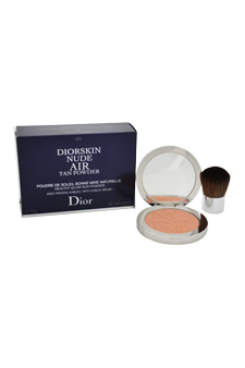 Christian Dior Diorskin Nude Air Tan Powder - # 002 Amber women 0.35oz