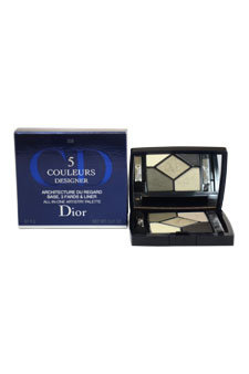 Christian Dior Dior 5 Couleurs All-In-One Artistry Palette - # Khaki Design women 0.21oz