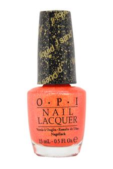 Nail Lacquer - # NL M54 Jinx by OPI for Women - 0.5 oz Nail Polish