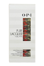 Pure Lacquer Nail Apps Pink/Silver Lace - AP114 by OPI for Women - 16 Count Nail Apps