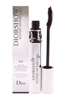Christian Dior Diorshow Iconic Overcurl Mascara - # 694 Brown women 0.33oz