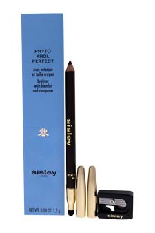 Phyto Khol Perfect Eyeliner With Blender & Sharpener - # 10 Ebony by Sisley for Women - 0.05 oz Eyeliner