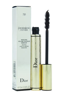 Christian Dior DiorShow Extase Flash Plumping Mascara - # 791 Brown Extase women 0.33oz