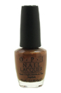 Nail Lacquer - # NL F60 I Knead Sour Dough by OPI for Women - 0.5 oz Nail Polish