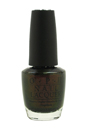 Nail Lacquer - # NL F61 Muir Muir On the Wall by OPI for Women - 0.5 oz Nail Polish