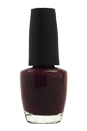 Nail Lacquer - # NL F62 In The Cable Car-Pool Lane by OPI for Women - 0.5 oz Nail Polish