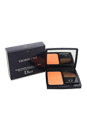Diorblush Vibrant Colour Powder Blush - # 586 Orange Riviera by Christian Dior for Women - 0.24 oz Blush