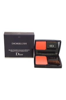 Diorblush Vibrant Colour Powder Blush - # 889 New Red by Christian Dior for Women - 0.24 oz Blush