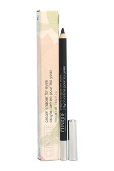 Cream Shaper For Eyes - # 101 Black Diamond by Clinique for Women - 0.04 oz Eye Liner