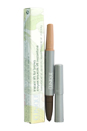 Instant Lift For Brows-Crayon Sourcils Lift Instantane Two-in-one #02 Soft Brown by Clinique for Women - 1 Pc Eye Brow Pencil 0.004oz Brow Shaper, 0.01oz Brow Highlighter