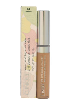 Line Smoothing Concealer - # 04 Medium by Clinique for Women
