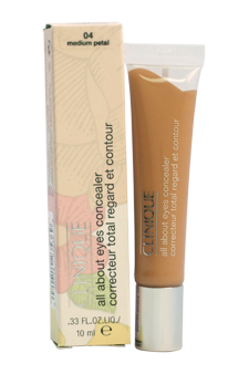 All About Eyes Concealer - # 04 Medium Petal by Clinique for Women - 0.33 oz Concealer