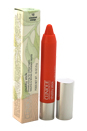 Chubby Stick Moisturizing Lip Colour Balm - # 12 Oversized Orange by Clinique for Women - 0.1 oz Lipstick