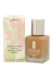 Superbalanced Makeup - # 05 Vanilla (MF-G) - Normal To Oily Skin by Clinique for Women - 1 oz Foundation